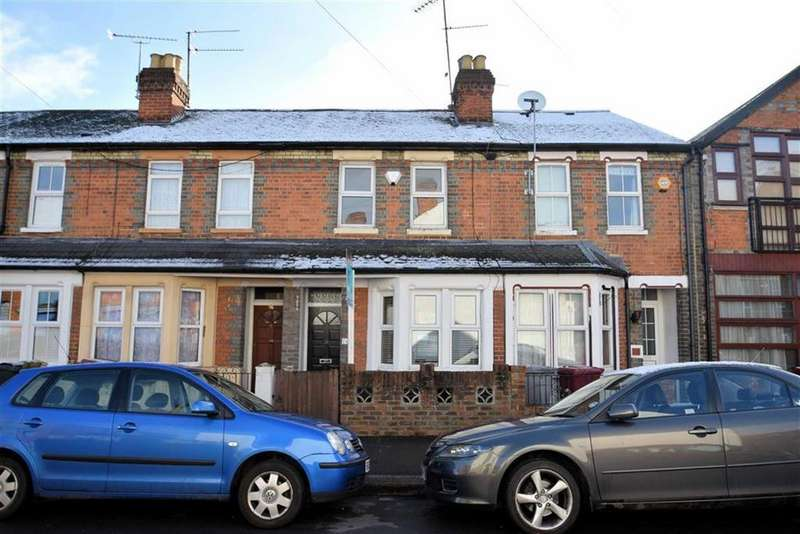 3 Bedrooms Terraced House for sale in York Road, Reading