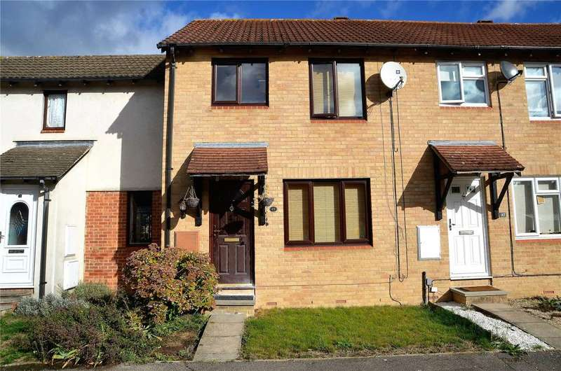 3 Bedrooms Terraced House for sale in Willow Tree Glade, Calcot, Reading, Berkshire, RG31