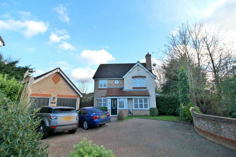 4 Bedrooms Detached House for sale in Rushton Grove, Church Langley