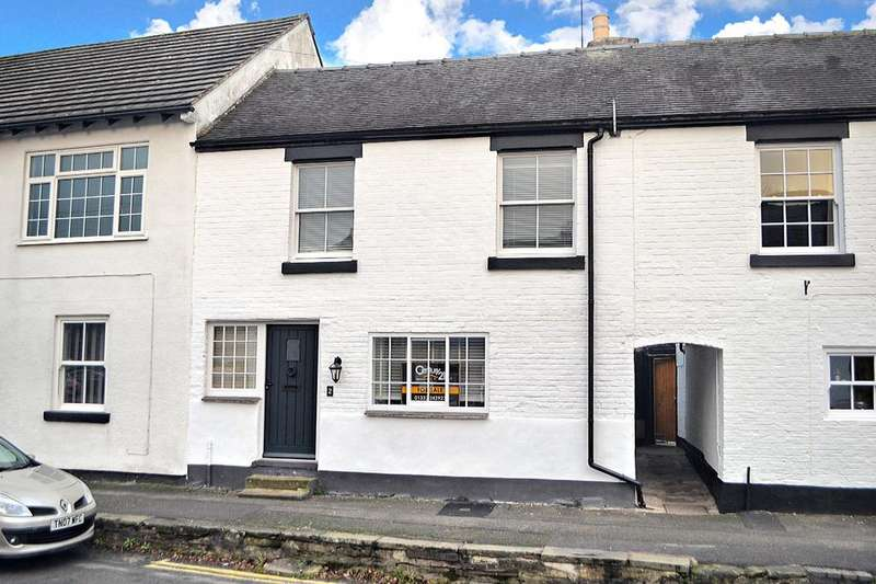 3 Bedrooms Cottage House for sale in THE SQUARE, MICKLEOVER, DERBY