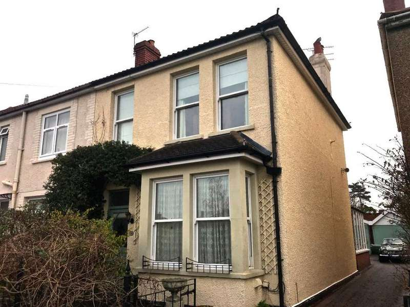 3 Bedrooms Semi Detached House for sale in Forest Road, Fishponds, Bristol, BS16 3QY