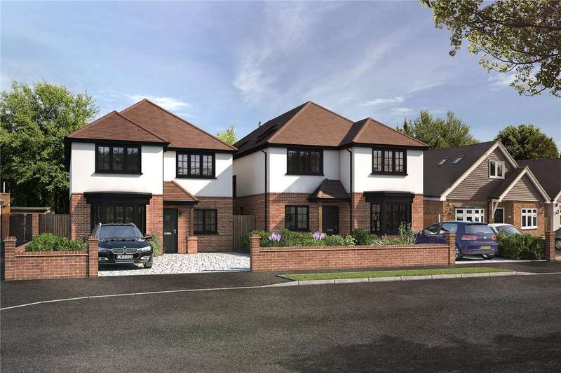 4 Bedrooms Detached House for sale in Foxhall Road, Upminster, RM14