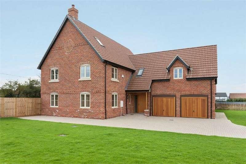 5 Bedrooms Detached House for sale in East Harling, NR16 2GG, East Harling, Norfolk