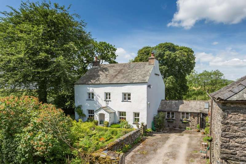 5 Bedrooms Cottage House for sale in Castley Bank, Grayrigg, Kendal, Cumbria, LA8 9ET