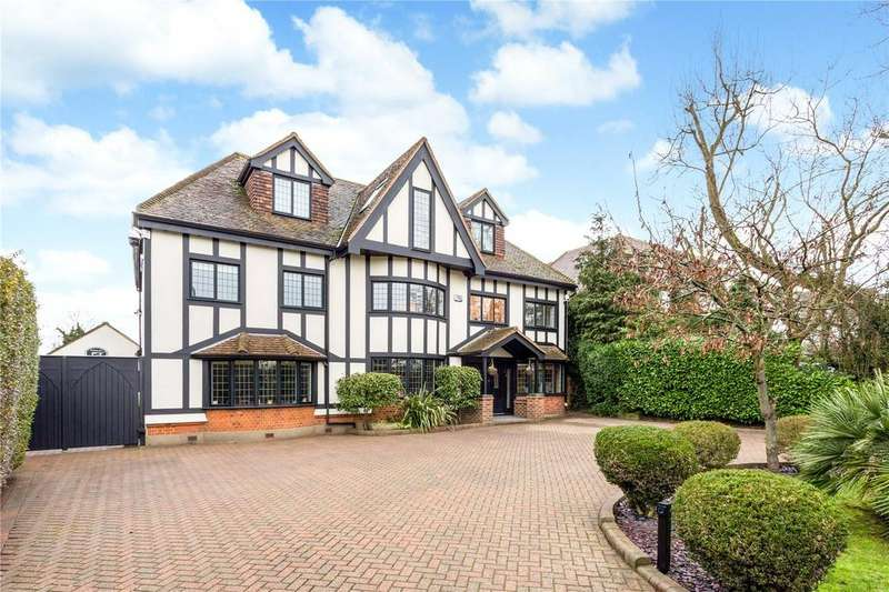 6 Bedrooms Detached House For Sale In Hainault Road Chigwell Es Ig7