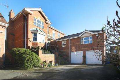 4 Bedrooms House for sale in Bluebell Close, Barlborough, Chesterfield, Derbyshire
