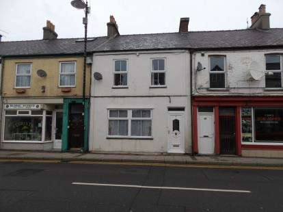 2 Bedrooms Terraced House for sale in Victoria Place, Bethesda, Bangor, Gwynedd, LL57