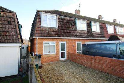 1 Bedroom End Of Terrace House for sale in Chaundey Grove, Hartcliffe, Bristol