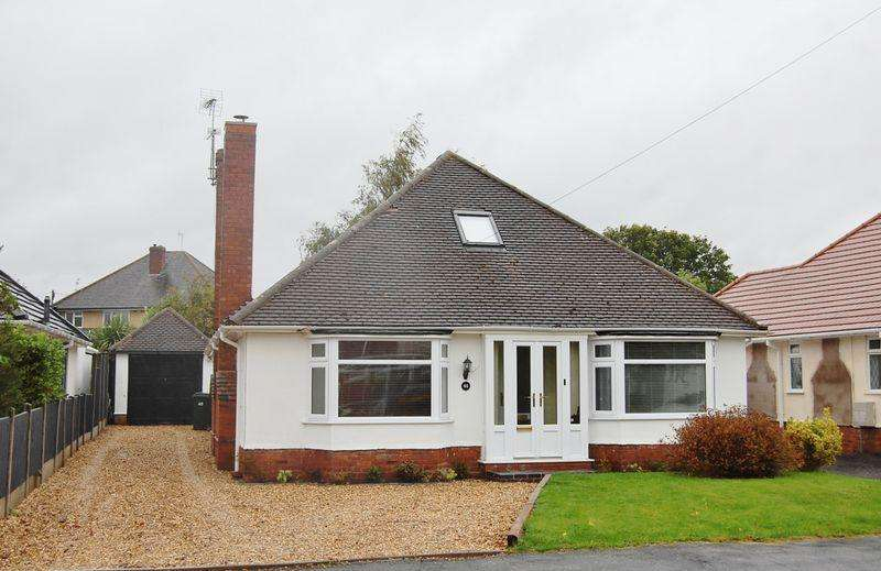 4 Bedrooms Detached Bungalow for sale in Church Road, Albrighton,Wolverhampton