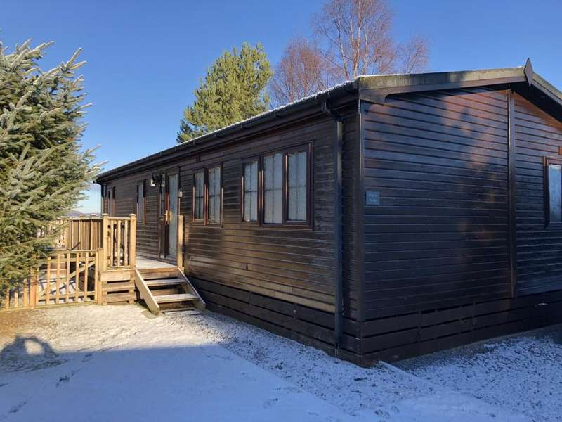 2 Bedrooms Park Home Mobile Home for sale in Loch Garten Chalet Park, Boat of Garten PH24