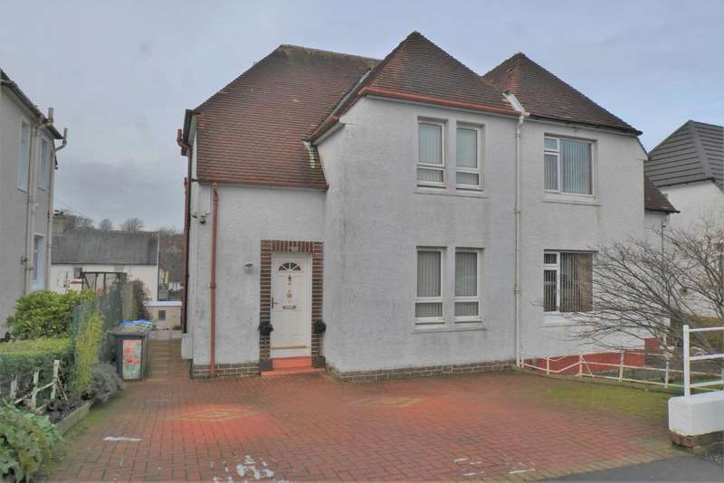 3 Bedrooms Semi-detached Villa House for sale in Campbell Drive, Barrhead G78