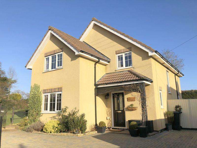 4 Bedrooms Detached House for sale in Netherend, Lydney