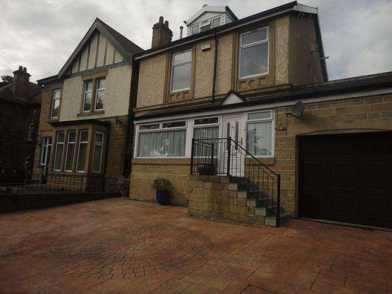 5 Bedrooms Detached House for sale in Track Road, Batley