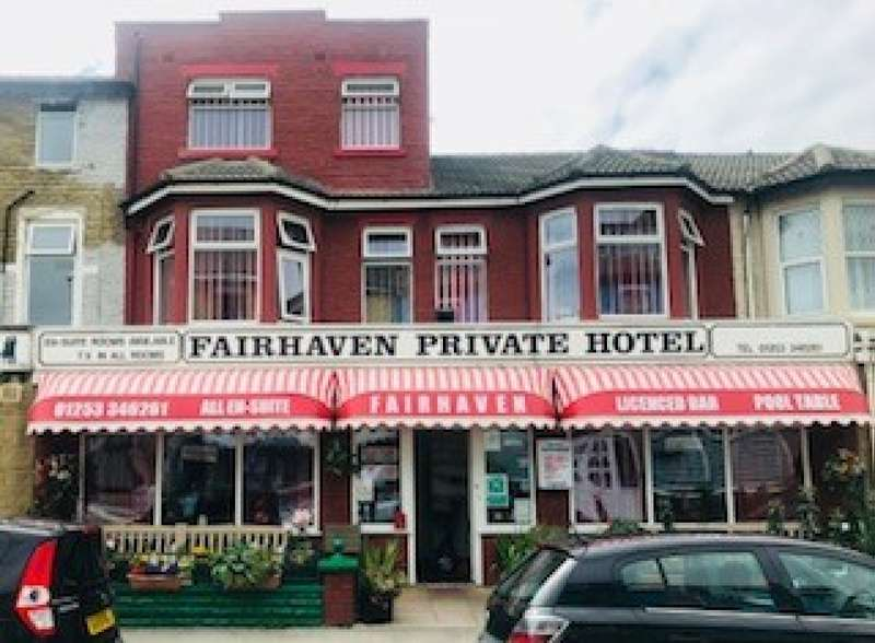 15 Bedrooms Hotel Gust House for sale in Woodfield Road South Shore Blackpool