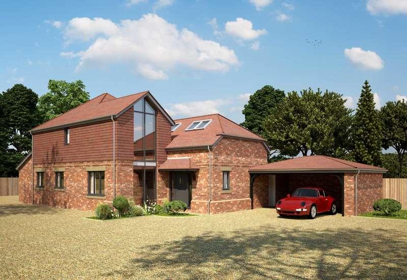 4 Bedrooms Detached House for sale in Newport Road, Woburn Sands