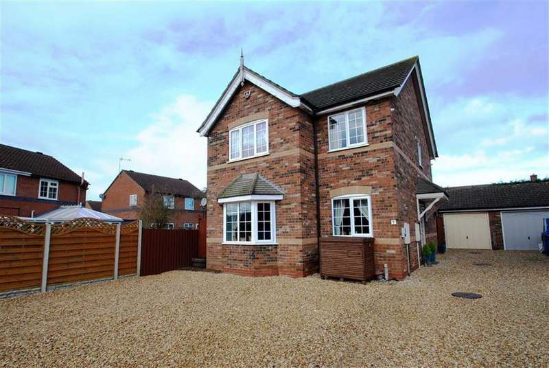 4 Bedrooms Detached House for sale in Sinclair Close, Boston
