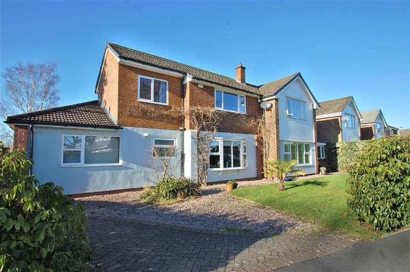 5 Bedrooms Detached House for sale in Yew Tree Park Road, Cheadle Hulme, Cheshire