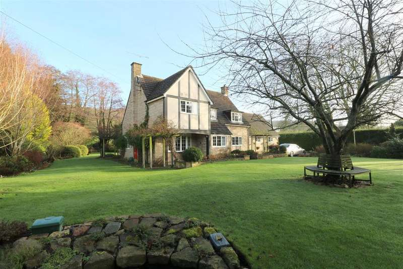 4 Bedrooms Detached House for sale in Church Road, Longhope