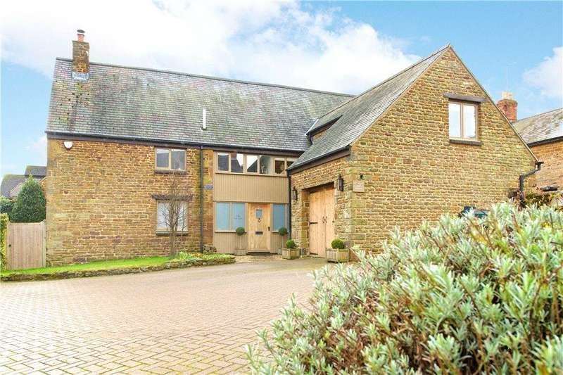 4 Bedrooms Barn Conversion Character Property for sale in High Street, Eydon, Daventry, Northamptonshire