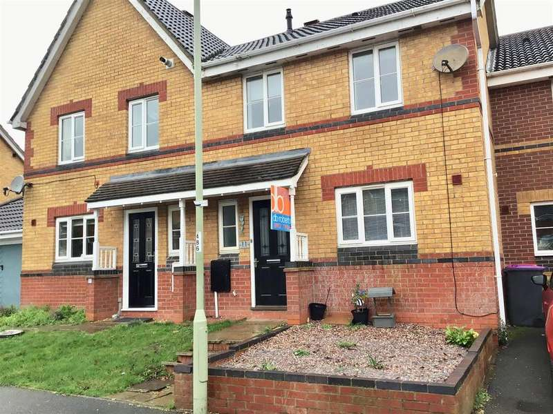 3 Bedrooms House for sale in Fireclay Drive, St. Georges, Telford
