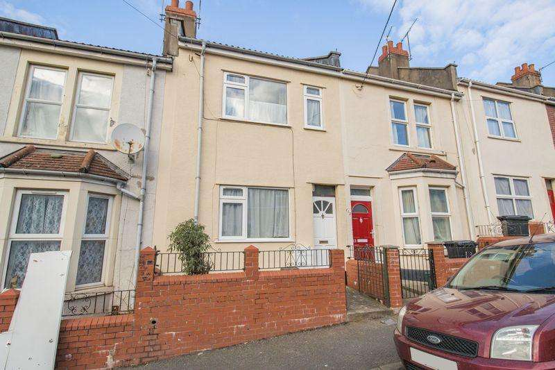 3 Bedrooms Terraced House for sale in Bloy Street, Bristol
