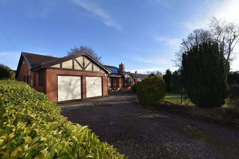 5 Bedrooms Detached Bungalow for sale in Jack Haye Lane, Light Oaks