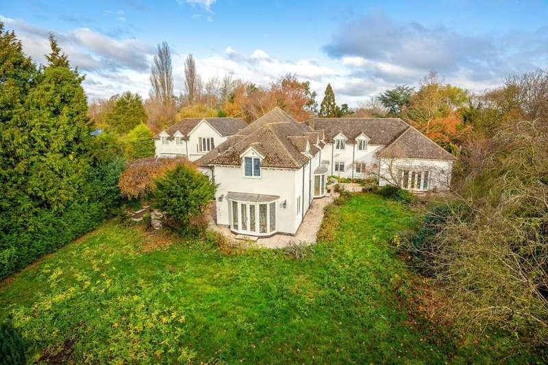 6 Bedrooms Detached House for sale in Little Thetford, Ely, CB6