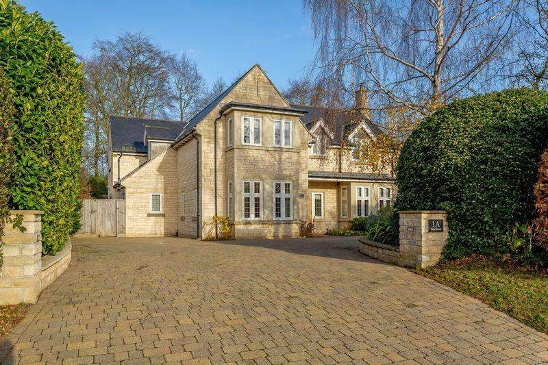 5 Bedrooms Detached House for sale in Wansford, Peterborough