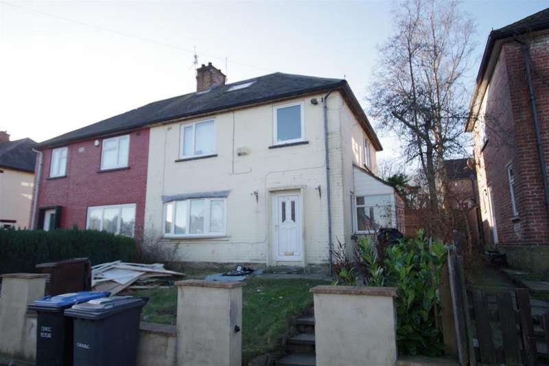 4 Bedrooms Semi Detached House for sale in Rokeby Gardens, Bradford. BD10.