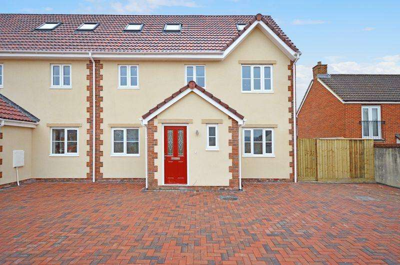 4 Bedrooms Semi Detached House for sale in Kings Chase, Bridgwater Road, Bristol