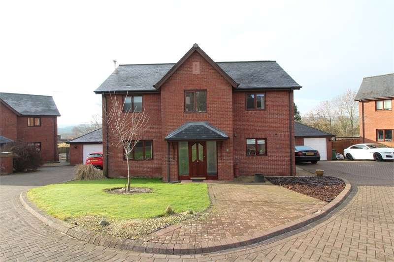 4 Bedrooms Detached House for sale in CA10 1NR Walby Garth, Langwathby, PENRITH, Cumbria