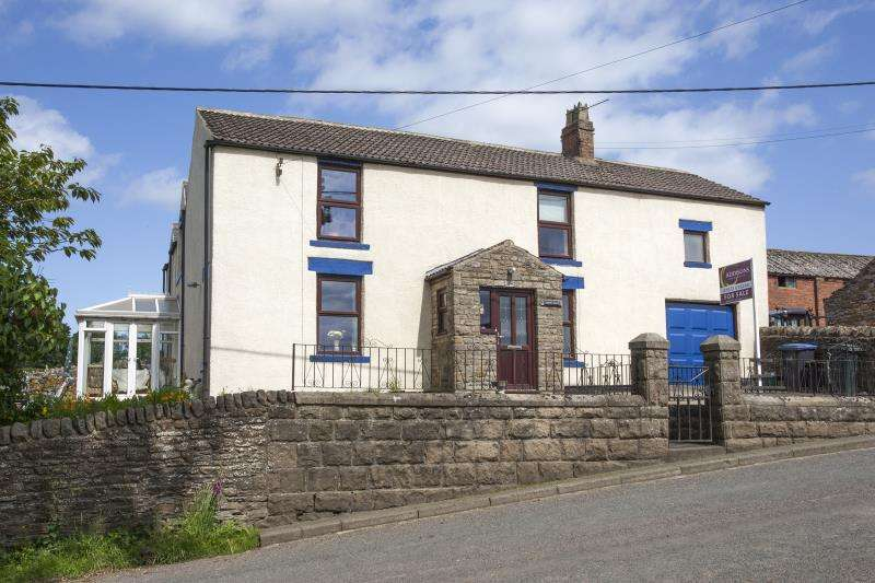 4 Bedrooms Detached House for sale in 6 Southside, Butterknowle , Bishop Auckland , County Durham