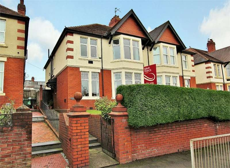 6 Bedrooms Semi Detached House for sale in Cyncoed Road, Cyncoed, Cardiff