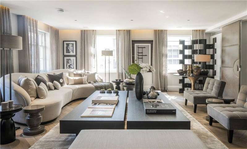 2 Bedrooms Penthouse Flat for sale in St. James's Street, London, SW1A