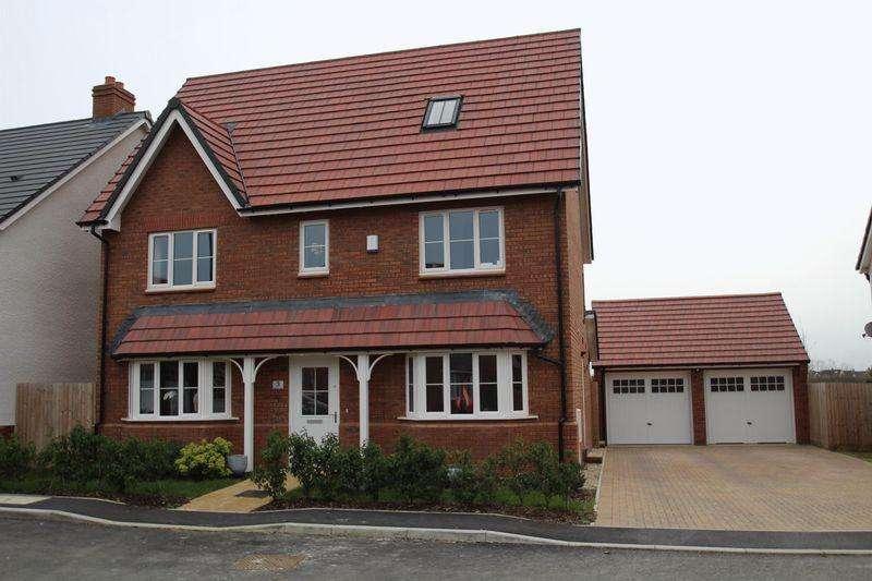 5 Bedrooms Detached House for sale in Dawson Close, Tadpole Garden Village, Swindon