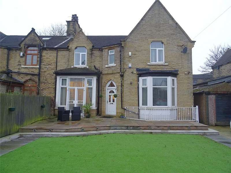 3 Bedrooms Semi Detached House for sale in Lower Rushton Road, Bradford, West Yorkshire, BD3