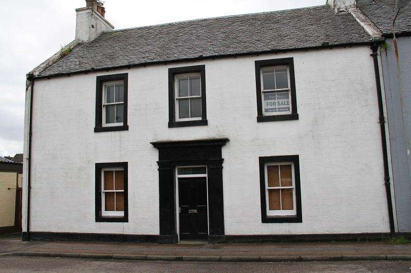 2 Bedrooms Flat for sale in 48 Union Street, Lochgilphead PA31