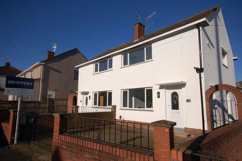 2 Bedrooms Semi Detached House for sale in New Cheltenham Road, Kingswood, Bristol, BS15 4RP