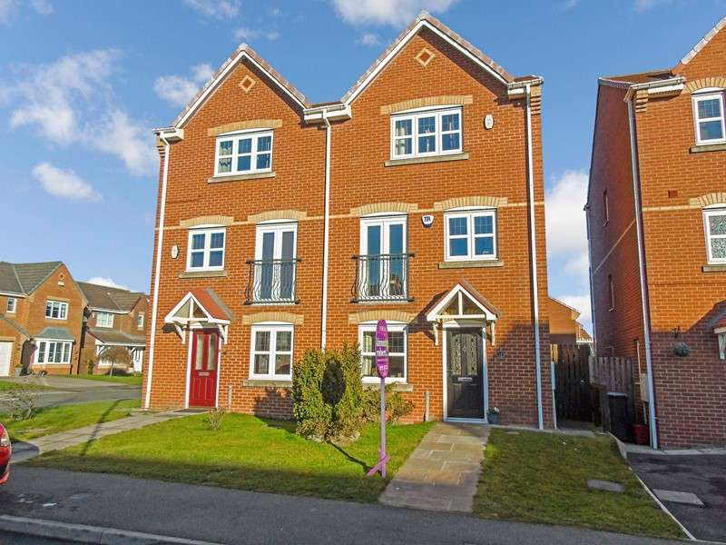 4 Bedrooms Property for sale in Grenaby Way, Murton, Seaham, Durham, SR7 9GW