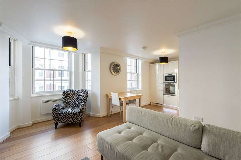 2 Bedrooms Apartment Flat for sale in Huntley Street, London, WC1E