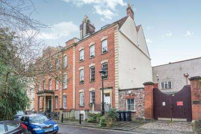 1 Bedroom Flat for sale in Dowry Square, Bristol
