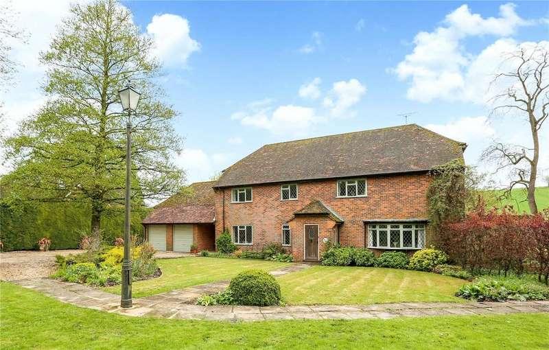 5 Bedrooms House for sale in Brunton, Marlborough, Wiltshire, SN8