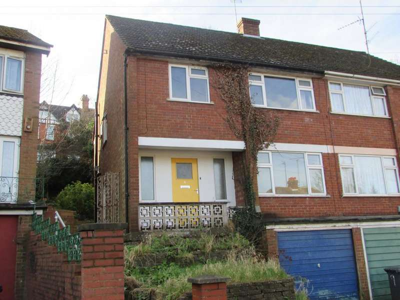 3 Bedrooms Semi Detached House for sale in Ashburnham Road, Luton, Bedfordshire, LU1