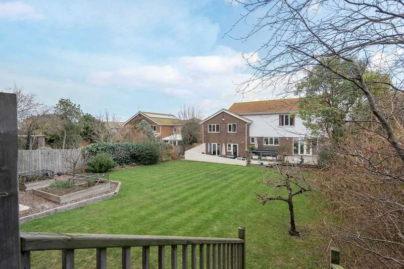 5 Bedrooms Detached House for sale in Cliff Promenade, North Foreland