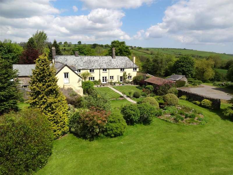 6 Bedrooms Equestrian Facility Character Property for sale in Dulverton