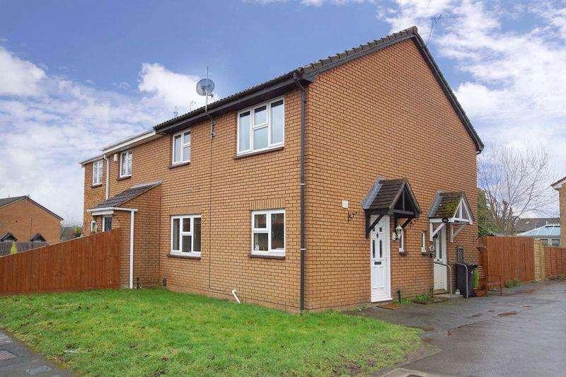 1 Bedroom Terraced House for sale in Auburn Avenue, Longwell Green, Bristol, BS30 9YU