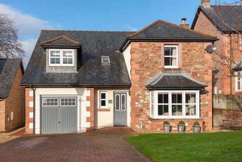 4 Bedrooms Detached House for sale in 5 Low Farm, Langwathby, Penrith