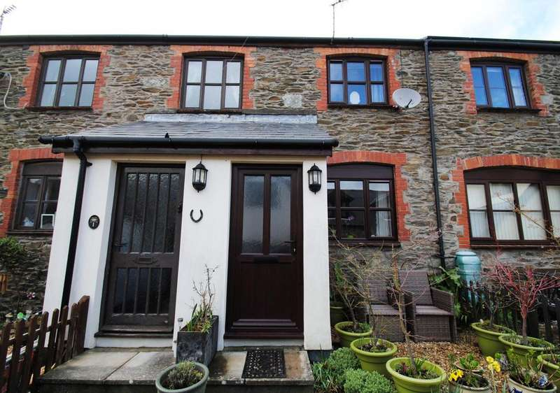 3 Bedrooms Terraced House for sale in Bakers Court Lane, Lynton