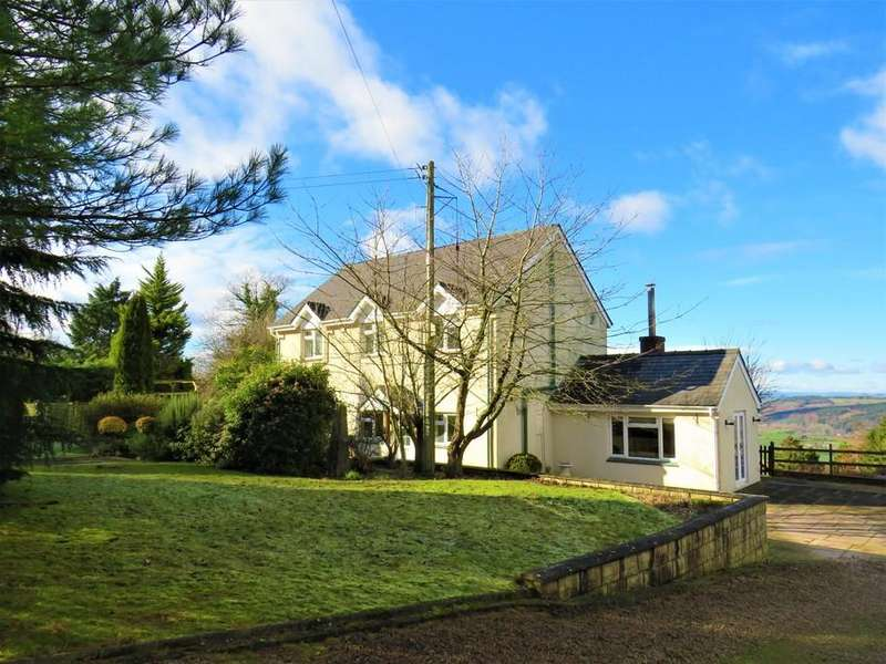 4 Bedrooms Detached House for sale in Wigpool, Mitcheldean, GL17