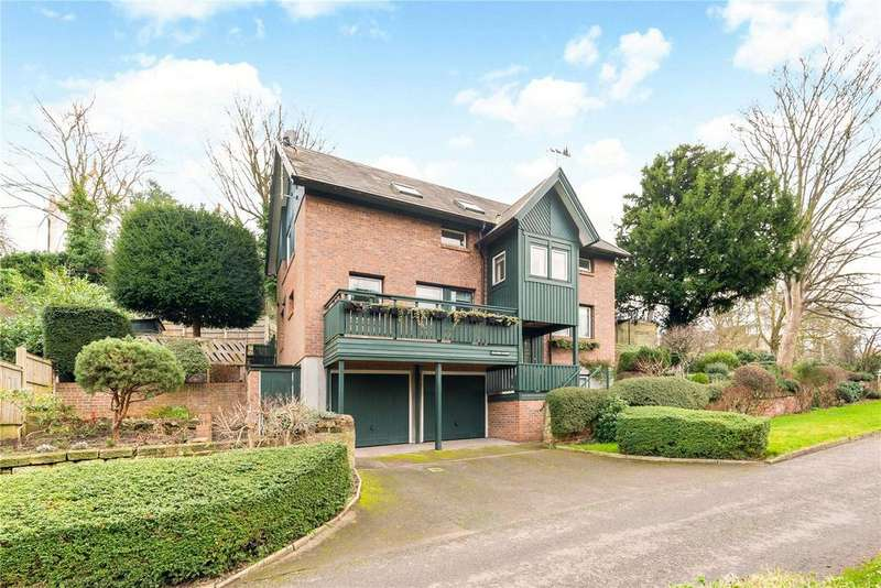4 Bedrooms Detached House for sale in River Lane, Chester, CH4